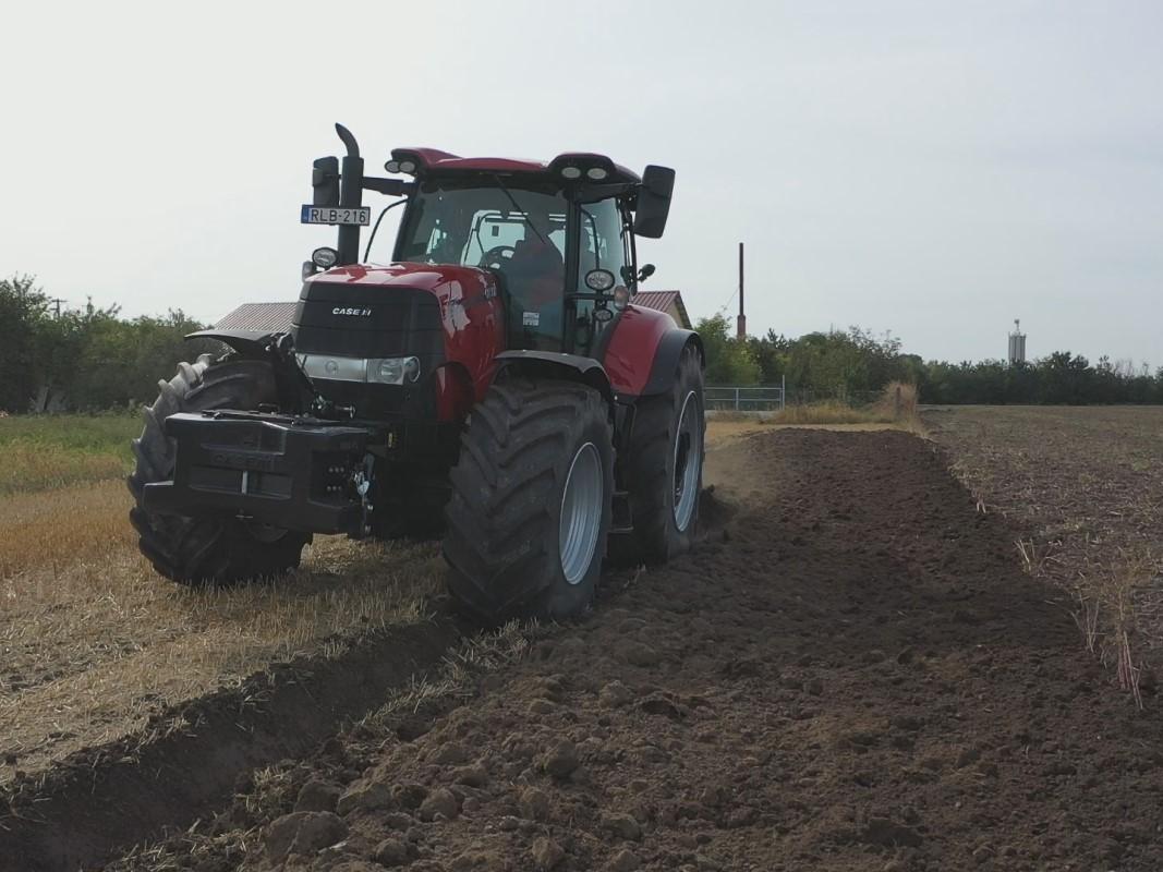 Agromax Kft - Erő és munkagépek