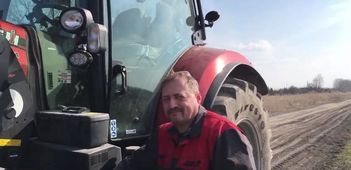 CASE IH Puma 175CVX - ilyen egy limitált kiadású traktor minden extrával!