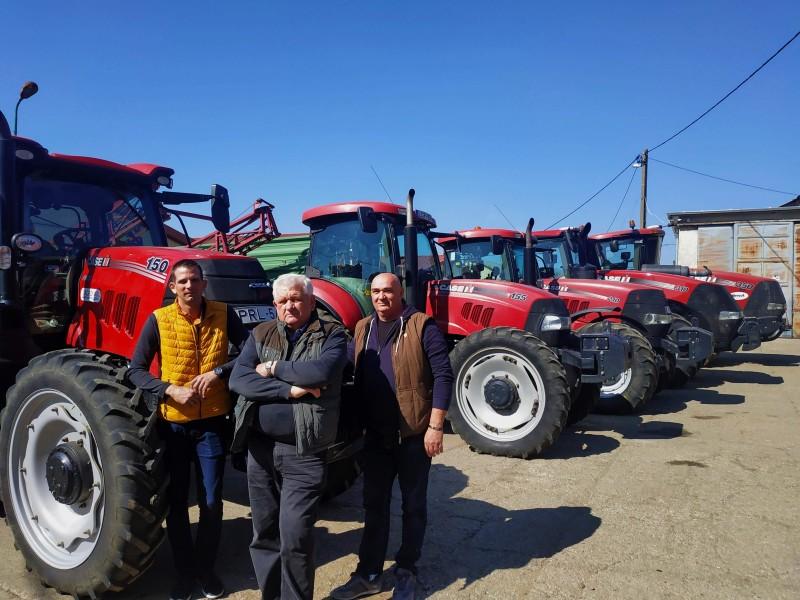 Zöldmező Kft., Kisnémedi - családi gazdaság nagy gépekkel, nagy szívvel