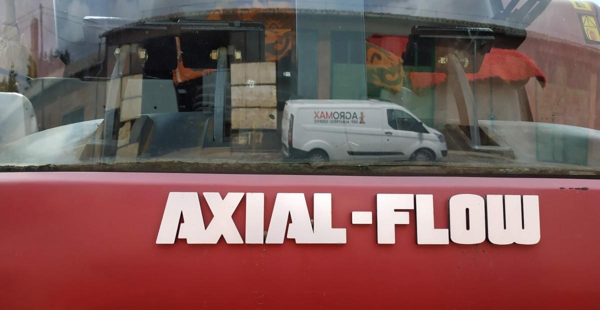Axial Flow kombájnbeállítás I. rész VIDEÓ