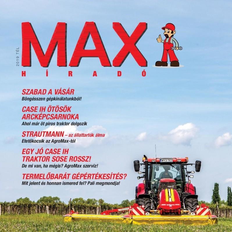 Itt a MAX Híradó!