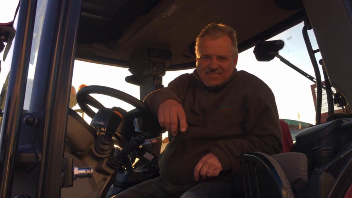 Case IH Luxxum 1 éves tapasztalattal - a gazdát kérdeztük!