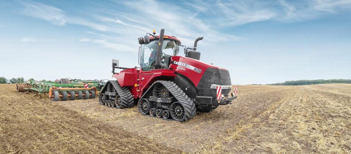 CASE IH Steiger & Quadtrac Traktor