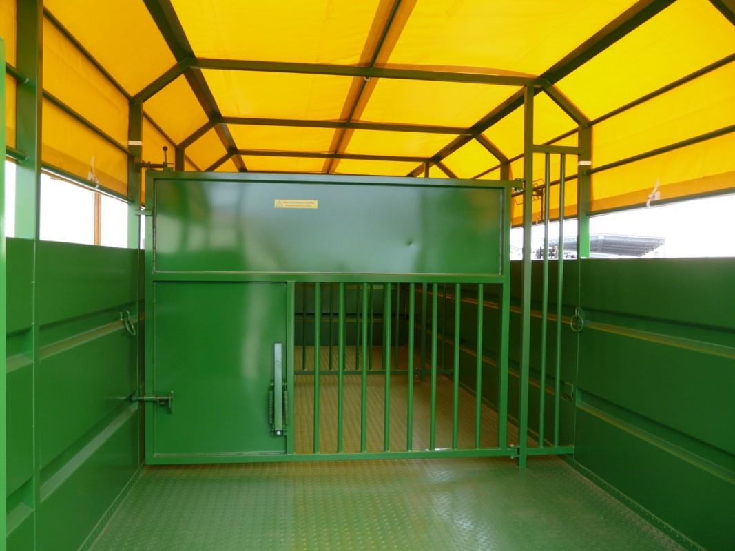 ZDT Állatszállítók Pótkocsik