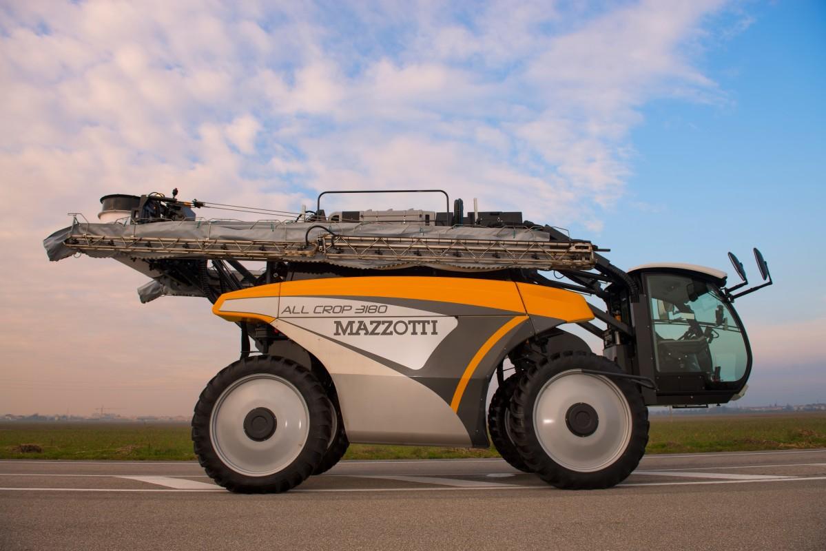 Mazzotti Mazzotti All Crop 3180 Önjáró permetezőgépek
