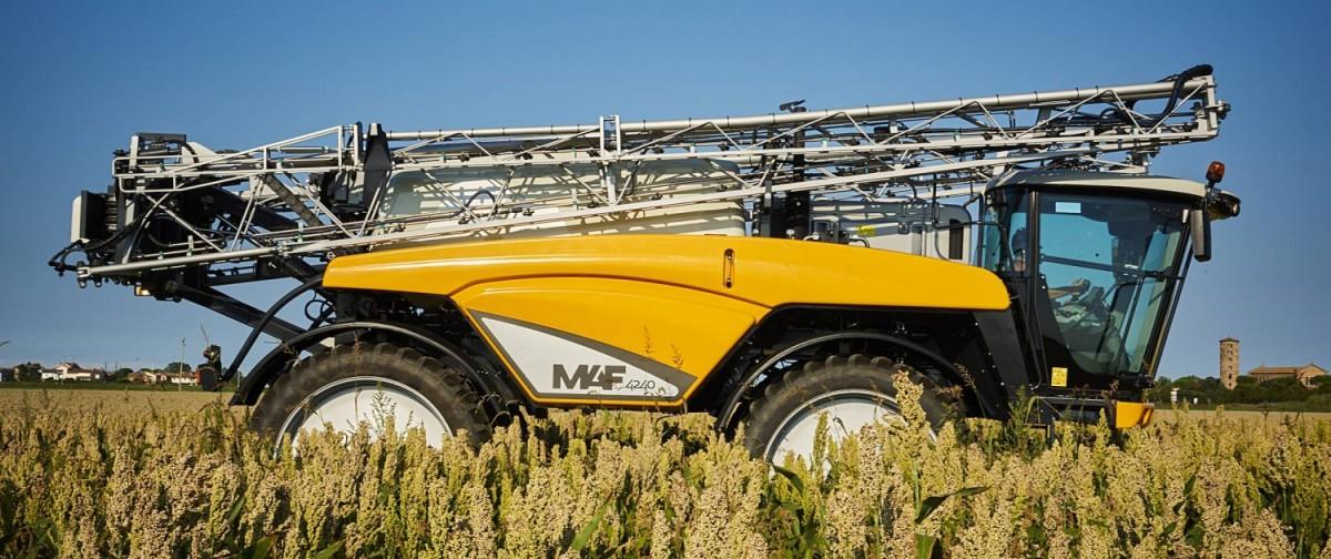 Mazzotti MAF 4240/5240/6240 Önjáró permetezőgépek