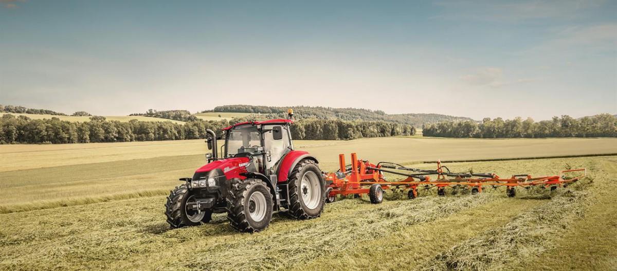 CASE IH Luxxum Traktor