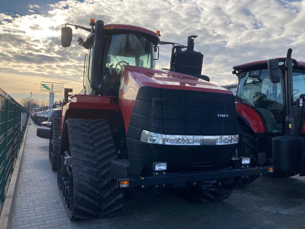 Quadtrac 580 traktor