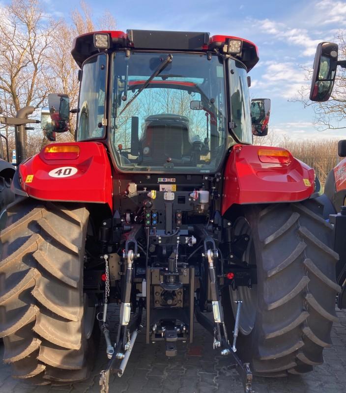 CASE IH Luxxum 100 traktor Készletes gépek