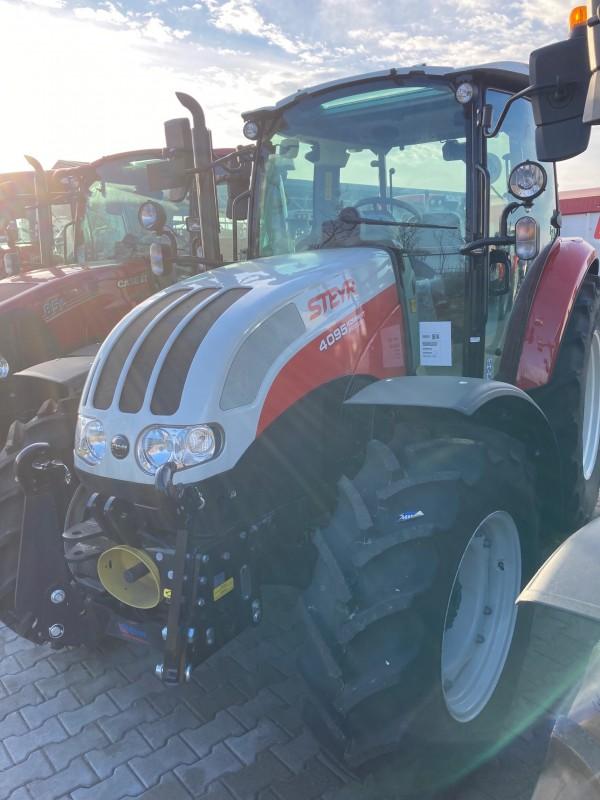STEYR Kompakt 4095 traktor Készletes gépek
