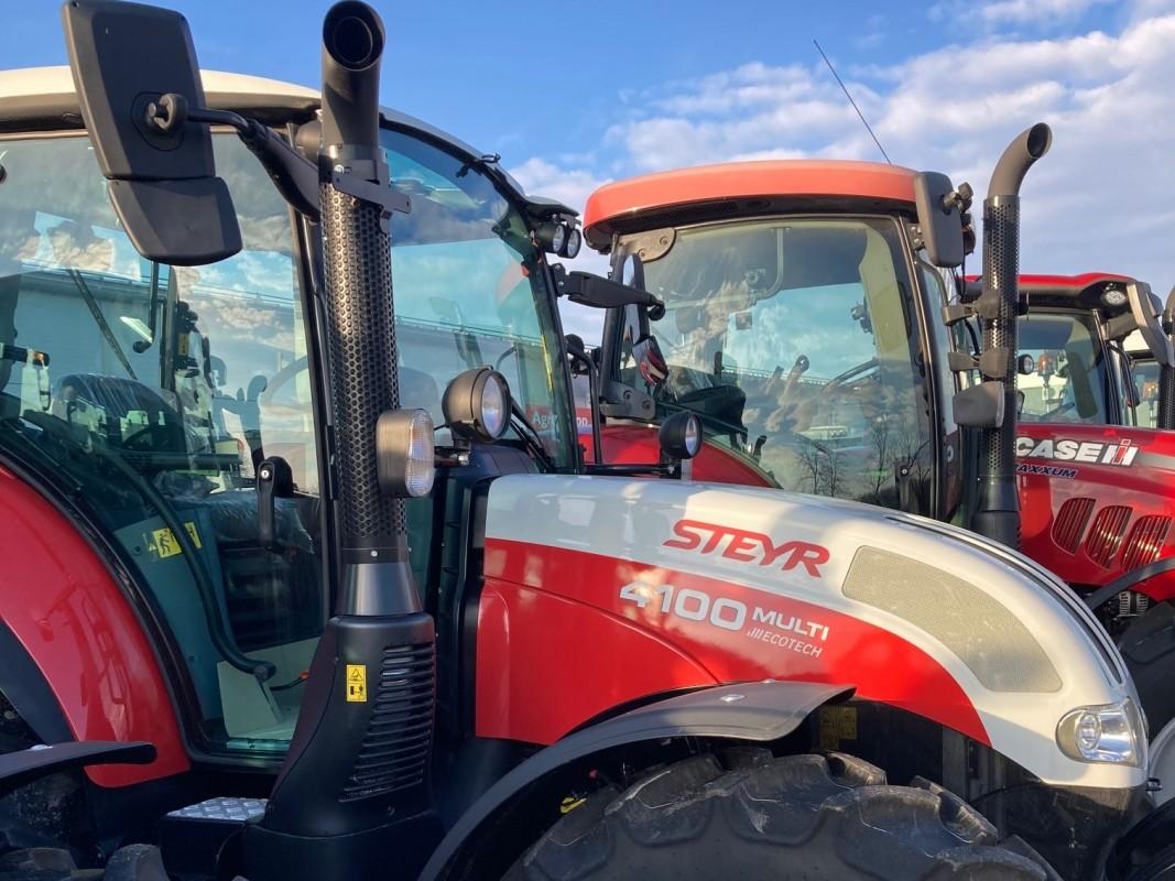 Multi 4100 traktor