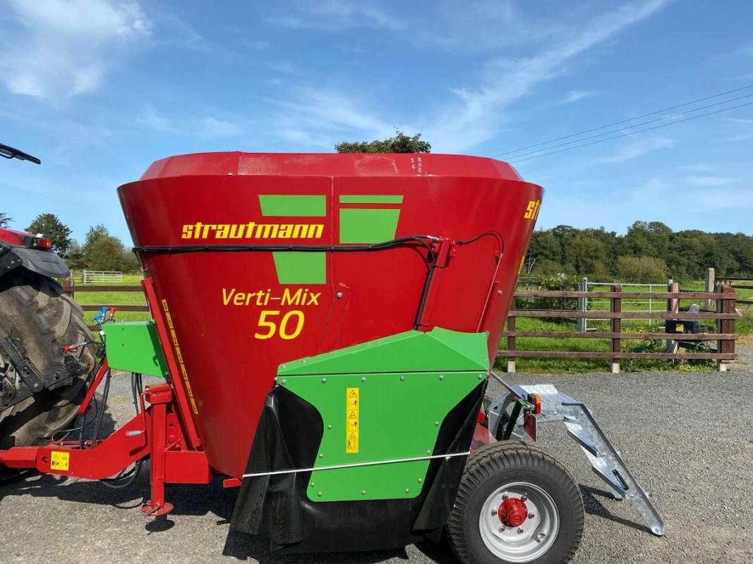 Strautmann Verti-Mix 50  Készletes gépek