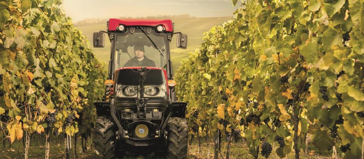 CASE IH Quantum V/N/F new Traktor