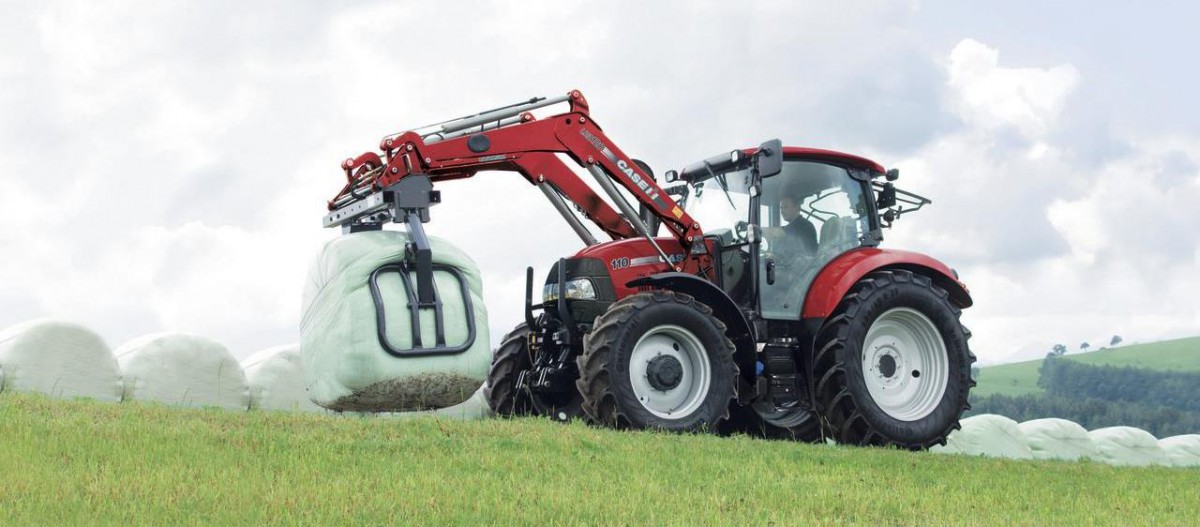 CASE IH Loaders Rakodók
