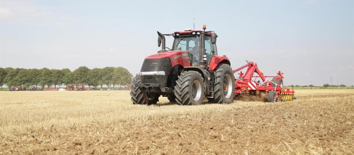 CASE IH Magnum Traktor