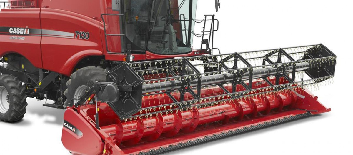 CASE IH Grain headers Betakarító gép