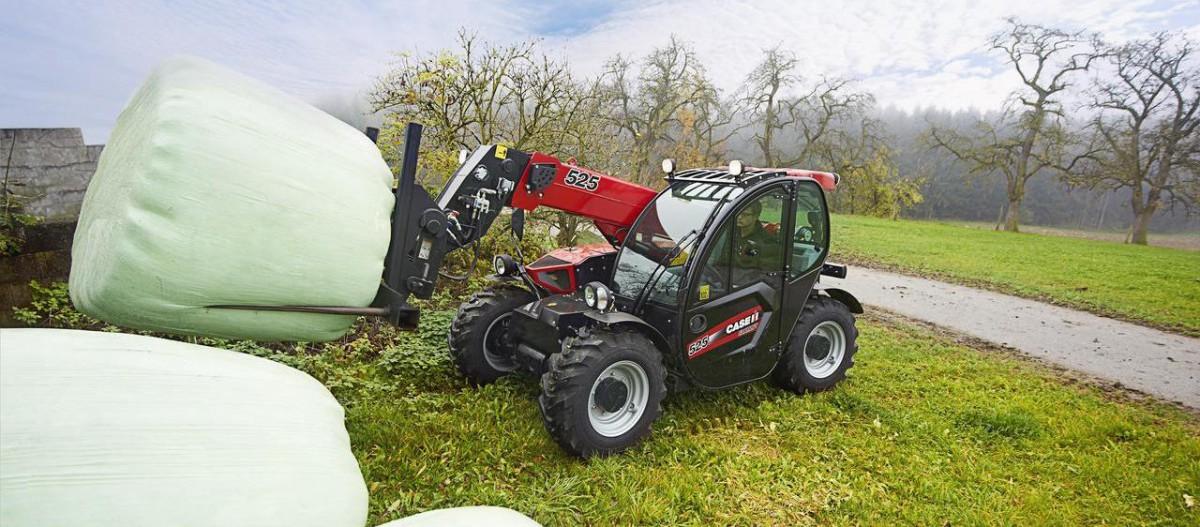 CASE IH Farmlift Rakodók